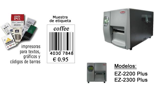 Reiba Godex Ez 2000 Plus Impresoras De Etiquetas Y C 243 Digo
